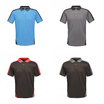 Regata contrasto Coolweave Polo piquet