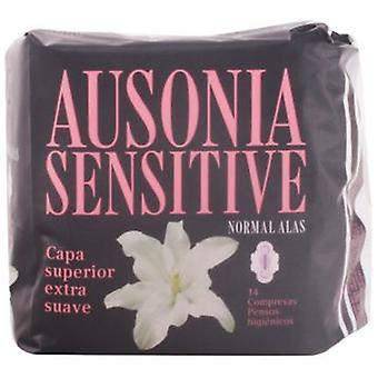 Ausonia Ausonia pad Normal Sensitive Wings 14 Units