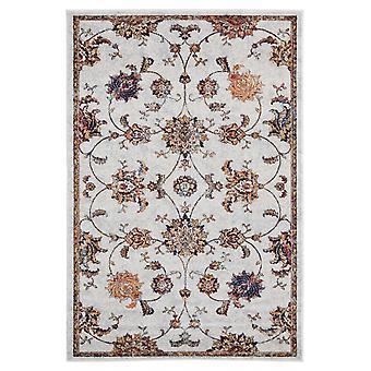 22&; x 36&; Kremowy dywan z akcentem olefin