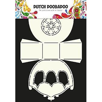 Dutch Doobadoo Dutch Box Art stencil coach A4 470.713.037