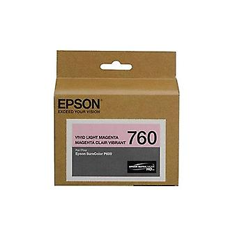 Epson Ultrachrome Hd Ink Surecolor Sc P600 Ink Cart