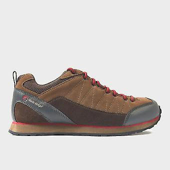 New North Ridge Men's Quarry Approach Walking Shoes Brown