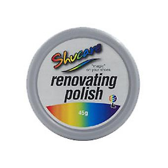 SHUCARE Renovating Shoe Polish - Various Colours