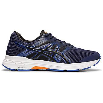 Asics Gel-Exalt 5 Mens Running Exercise Fitness Trainer Shoe Navy Blue