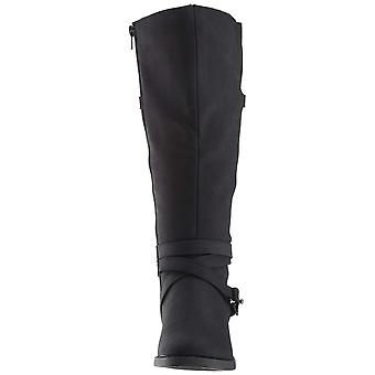 Easy Street Womens Carlita Closed Toe Mid-Calf Cold Weather Boots