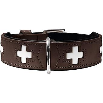 Hunter Collar Swiss Brown and Black (Dogs , Collars, Leads and Harnesses , Collars)