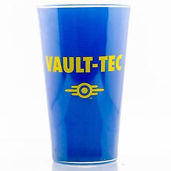 Fallout Vault 111 sticlă mare