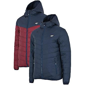 4F KUMP010 H4Z19KUMP010GRANAT universal all year men jackets