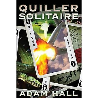 Quiller Solitaire by Adam Hall - 9781932100167 Book