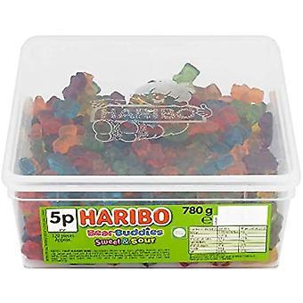 Haribo Bear Buddies (120) stukken 780g