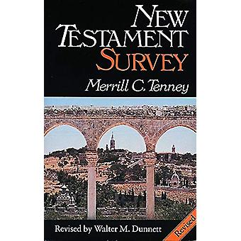 New Testament Survey by Merrill C Tenney - 9780802875211 Book