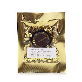 Eyedols eye shadow # deep velvet (deep plum brown suede) 248337 1.1g/0.04oz
