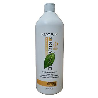 Matrix Biolage Deep Smoothing Conditioner Paraben & Sulfate Free 33.8 OZ