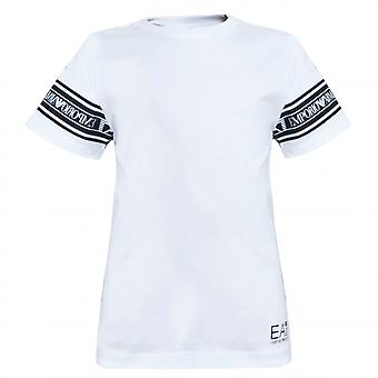 EA7 Boys EA7 Boy's White T-Shirt