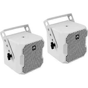 Omnitronic BOB-4 Passive PA speaker 10 cm 4 inch 75 W 1 Pair