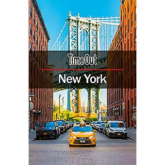 Time Out New York City Guide - Travel Guide with Pull-out Map by Time