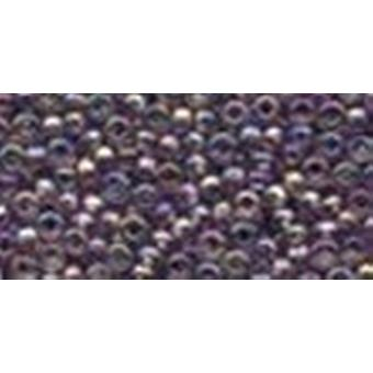 Mill Hill Glass Seed Beads 4.54g-Heather Mauve