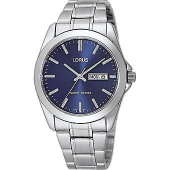 Lorus RJ603AX-9 Blue Dial Stainless Steel Wristwatch