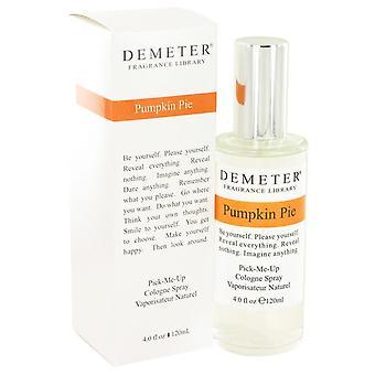 Demeter calabaza Colonia Spray por Demeter 4 oz Colonia Spray