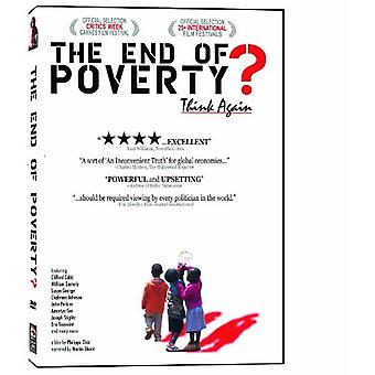 End of Poverty? [DVD] USA import