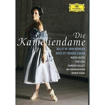 F. Chopin - Die Kameliendame [DVD Video] [DVD] USA import