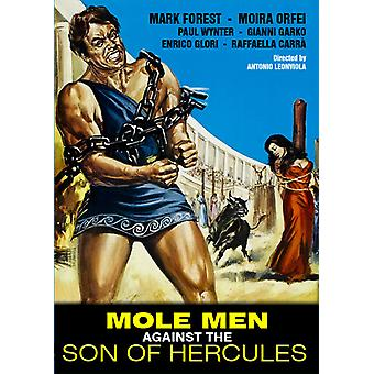 Mole Men Against the Son of [DVD] USA import
