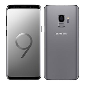 Samsung S9+ 4+64gb single card gray smartphone Original