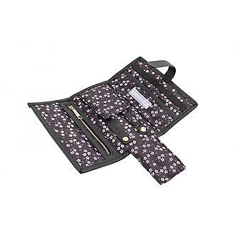 CGB Giftware Willow And Ta-da! Jewellery Roll Bag