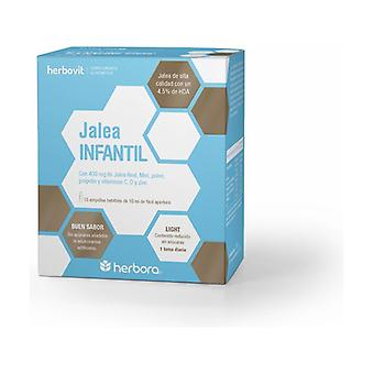 Children's Jelly 15 ampoules