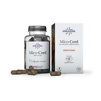 Mico-Cord 70 70 capsules