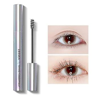 Mascara Tear Makeup Shine Color Full Curling Waterproof Fast Dry Eyelash