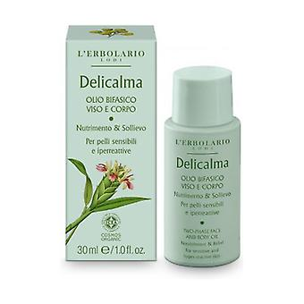Two-phase body and facial oil Delicalma 30 ml