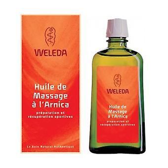 Arnica Massage Oil 200 ml of oil