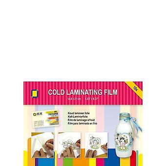 JEJE Produkt Cold Laminating Film A5