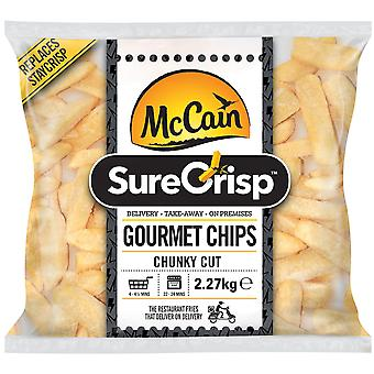 McCain SureCrisp Gourmet Chunky Chips