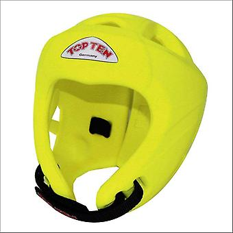 Top ten avantgarde head guard yellow