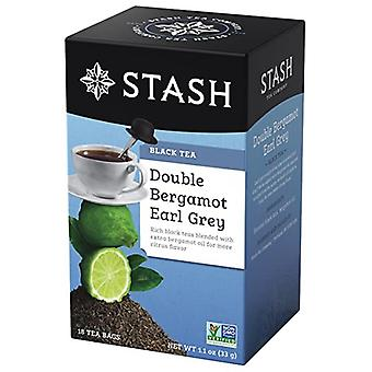 Stash Double Bergamot Earl Grey Black Tea