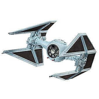 Kit de modelo de plástico Revell 63603 Star Wars TIE Interceptor