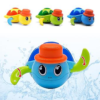 Cute Cartoon Animal, Tortoise Classic Water For Baby - Kids Beach Bath Toy
