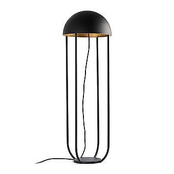 Faro Meduusat - LED lattiavalaisin Musta, Kulta