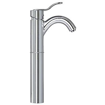 Galleryhaus Elevated Single Hole/Single Lever Lavatory Faucet - Polished Chrome