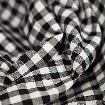 Black & white gingham parna