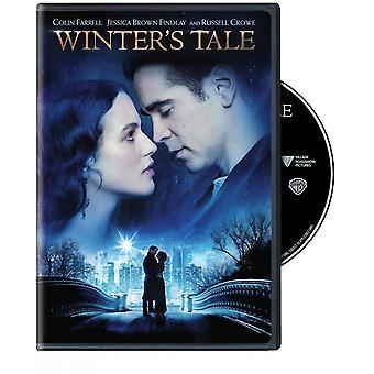 Dvd de conte d'hiver;apos;s