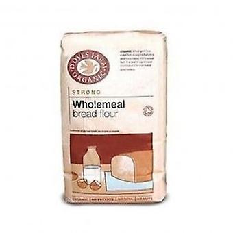 Doves Farm - Org Strong W/Meal Bread Flour 1500g