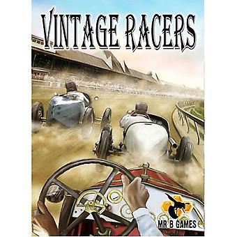 Vintage Racers Card Game