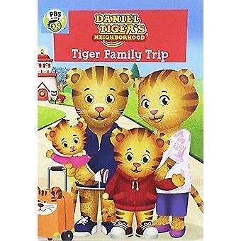 Barrio Daniel Tiger: importación de Estados Unidos de viaje de la familia de tigre [DVD]