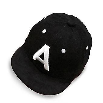 Baby Hat Brief gedrukt, Baseball Cap Katoen