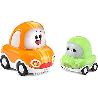 vtech toot-toot cory carson® smartpoint™ cory & chrissy educational cars for