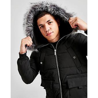 Nieuwe Supply & Demand Men's Harrison Jacket Black