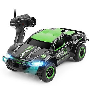 Mini Remote Control Car For With Led Lighting Effect